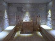 Sauna w salonie SPA