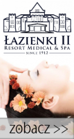 Łazienki II Resort Medical &SPA
