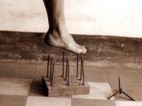 badania, ortopeda, noga
