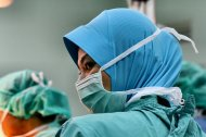 Lekarz po operacji