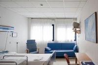 wnętrze szpitala